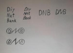 DiyNetBankロゴ考察
