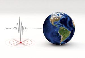 地球と地震