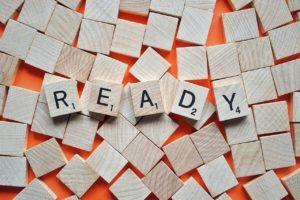 準備-READY