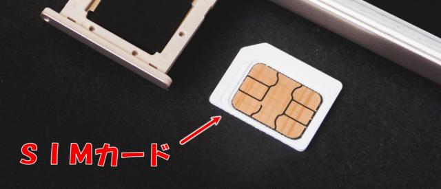 SIMカード