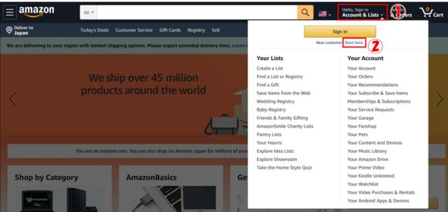 Amazon.com_ アカウント作成&登録01