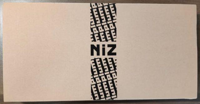NiZキーボード_パッケージ表