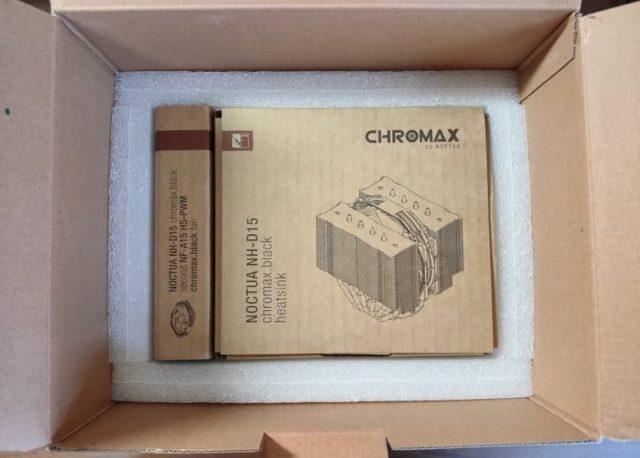 NH-D15 chromax.black_クーラー本体&ファン箱