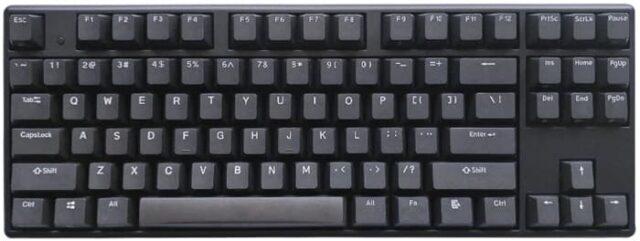 コンパクトキーボード_テンキーレス(TKL)レイアウト