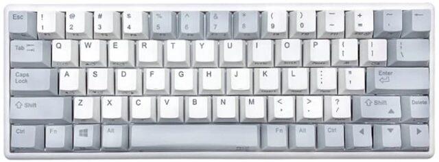 コンパクトキーボード_60%レイアウト